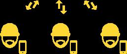 les travailleurs ont accès aux données grâce à iBouw